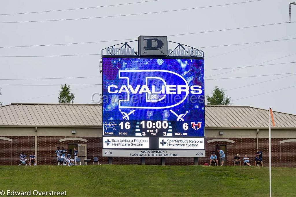 Cavalier Galleries/Freshman Football vs Hillcrest 8-30-17